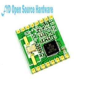 Image 2 - RFM69HW 868Mhz Transceiver Module High Integrated HopeRF Wireless 868S2 Module SPI 1.8 3.6V DC 0 800M Distance