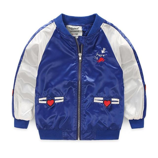 Kinder 10 in alter US20 Outwear Jungen herbst 52Frühling Kinder Bomber für Fashion Baby Windjacke 2 Jacke Jacke jungen y Jacken für Jungen L4jAqc35R