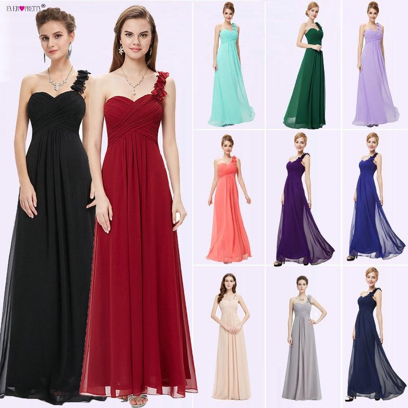 Rochii de mireasa domnisoarelor de nunta vreodata EP09768 moda femei - Rochii de seară de nuntă - Fotografie 3