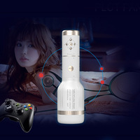 Masturbation Cup Massage Cup Suction Telescopic Rotation White Pronunciation Interactive Section Sex Toys for Men Sex Machine To