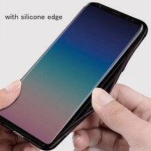 MOFI Silicone Edge Case for Samsung Galaxy S9 S9Plus