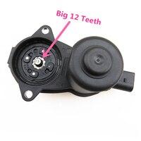 READXT big 12 Teeth Rear Wheel Hand Brake Cylinder Servo Motor Twist Caliper For A4 A5 Q5 RS5 32335478 8K0 998 281 A 8K0998281