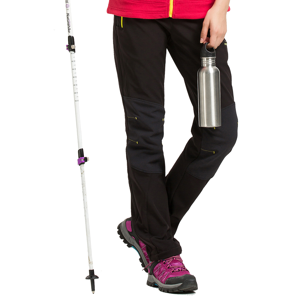 Printemps Automne Femmes Confortable robuste Pantalon Polaire Chaud Randonnée Trekking De Pêche Softshell Étanche sport En Plein Air 2019