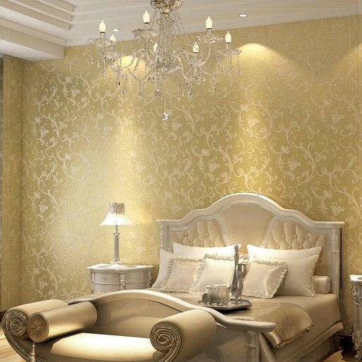 3D Wallpaper Luxury Europe Vintage For Living Room Home