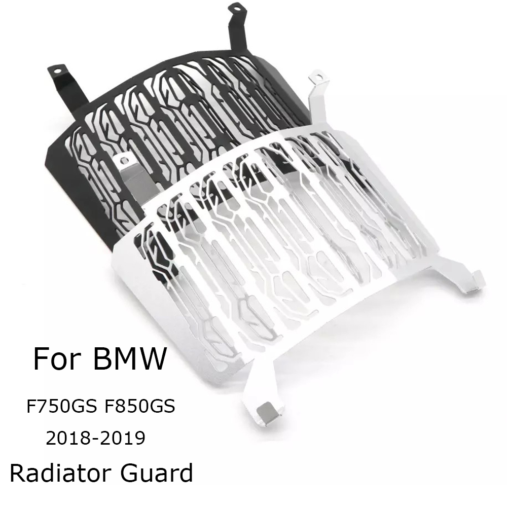 For BMW F750GS F850GS F 750 GS F 850 GS 2018 2019 Motorcycle Accessories Stainless Steel Radiator Grille Guard Protector Cover in Covers Ornamental Mouldings from Automobiles Motorcycles