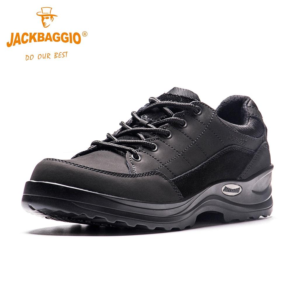 Военные рабочая обувь, модная мужская обувь, противоскользящие, дышащий светоотражающие черный красивый мужские Бизнес обувь.