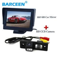 Датчик изображения CCD автомобильная камера заднего вида 170 градусов + 4.3 «автомобильный монитор для CHEVROLET EPICA/LOVA/AVEO/CAPTIVA/CRUZE/LACETTI