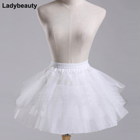 New 2015 Short Petticoat Underskirt Crinoline Rockabilly Dance Petticoat Retro Vintage Fancy Net Skirt Tutu