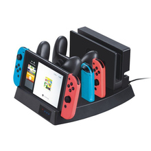 Multifunction Charging Storing Stand For Nintend Switch Console NS Left Right Joy-con Charger Pro Controller