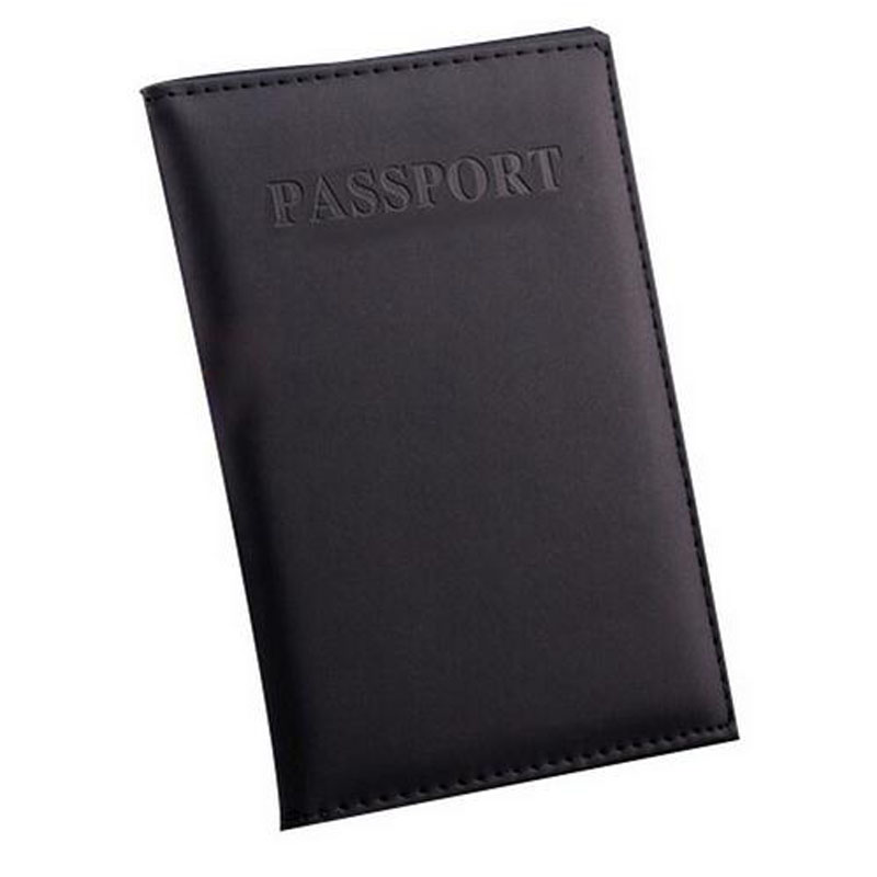 NIBESSER Business Cover Travel Passport Cover Card Holder Women Men Travel Credit Card Case ID&Document Passport Holder passport cover travel wallet document passport holder organizer cover on the passport women business card holder id