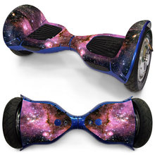 10 inch hoverboard Electric wheel scooter shell sticker two wheel scooter balance board sticker giroskuter hover board sticker(China)