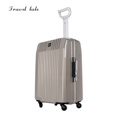 Travel tale High quality 202428 inches PC Rolling Luggage Spinner brand Travel Suitcase luxurious business travel Luggage