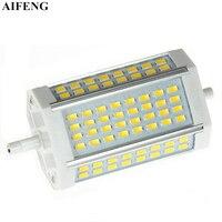 Aifeng R7s светодиодные лампы 118 мм LED R7S свет J118 светодиодные лампы 30 Вт SMD5730 AC 85 В-265 В заменить R7s галогенные Прожектор для Освещение в помещении