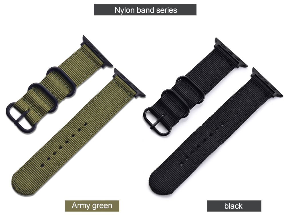 Hot Nylon Band for Apple Watch 27