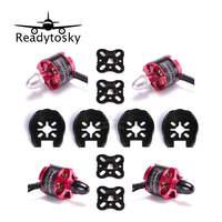 4pcs 2212 920KV Brushless Motor CW CCW + Plastic Cover Protection for F330 X525 F450 S500 550 Quadcopter Multirotor