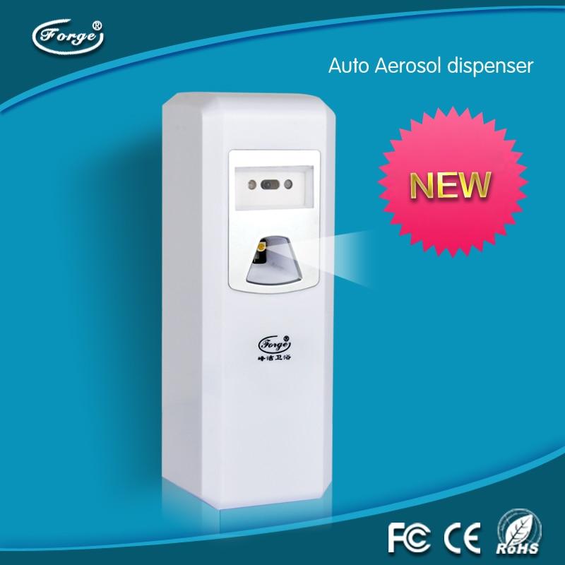 Automatic toilet sanitizer dispenser automatic air fresher - Automatic bathroom air freshener ...
