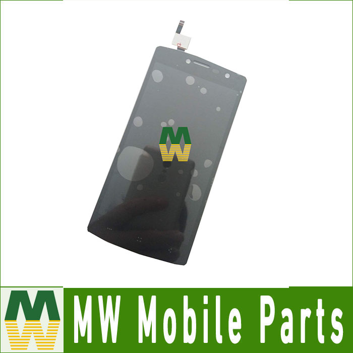 Black Color 1PC/Lot LCD Display + Touch Screen Assembly Digitizer No Sensor Problem For  M4 SS4040 cobra ru 775ct
