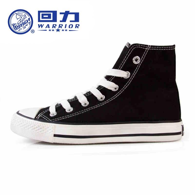 Prix pour D'origine CLASSIQUE de toile de GUERRIER chaussures Taille 34-44 hommes sneakers pour hommes unisexe haute chaussures classique de planche à roulettes chaussures 473 T