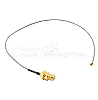 Dropshipping U.FL IPX to RP-SMA female RF Pigtail Cable Jumper for PCI Wifi Card Measuring Tools