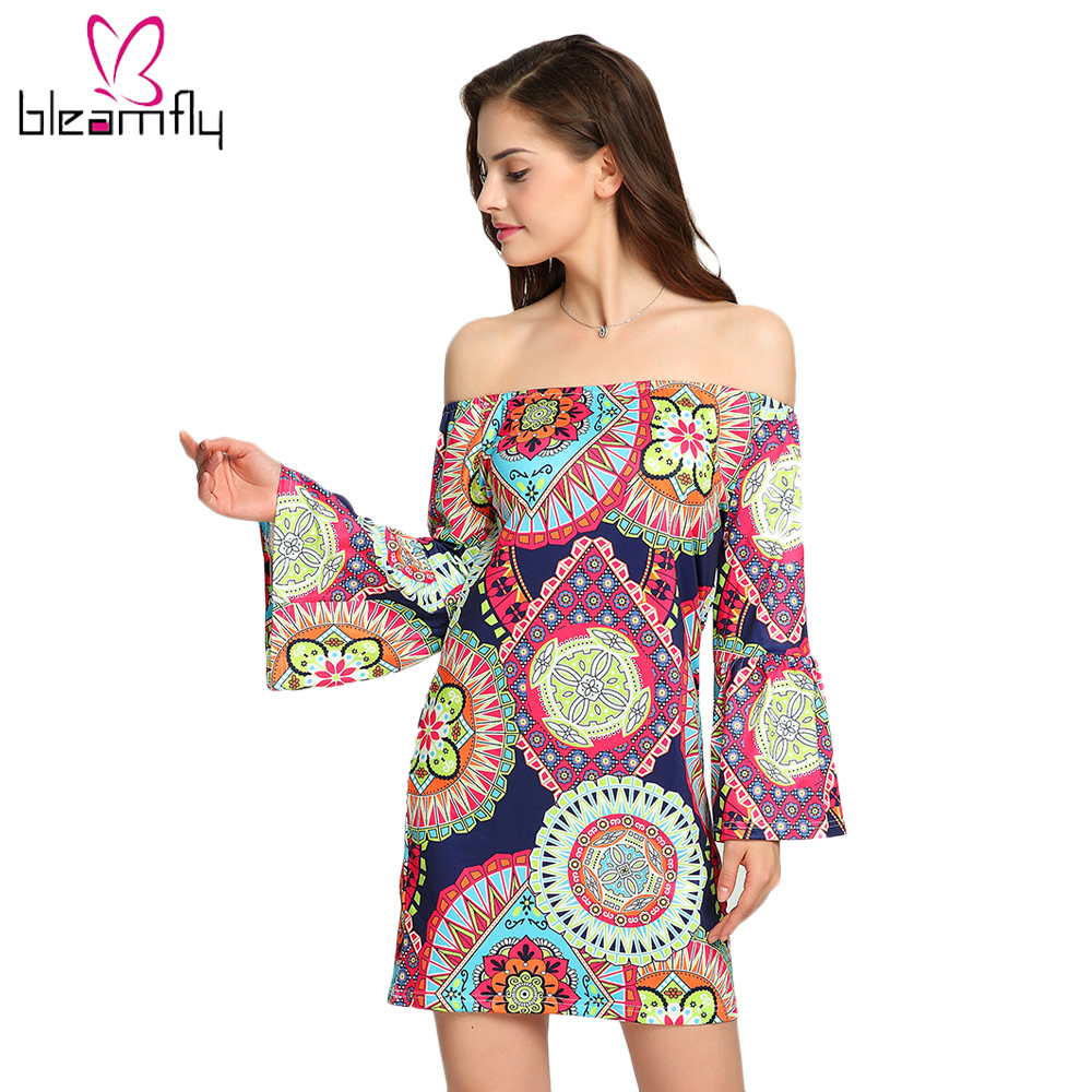 Buy women shirt dress summer robe femme tunique sundress sexy beach plus size - Top sexy femme ...