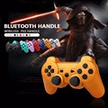 Original New Double Handle Wireless Bluetooth BT 3.0 Double ShockFor PS3 For PlayStation 3 Gamepads Professional Game Controller