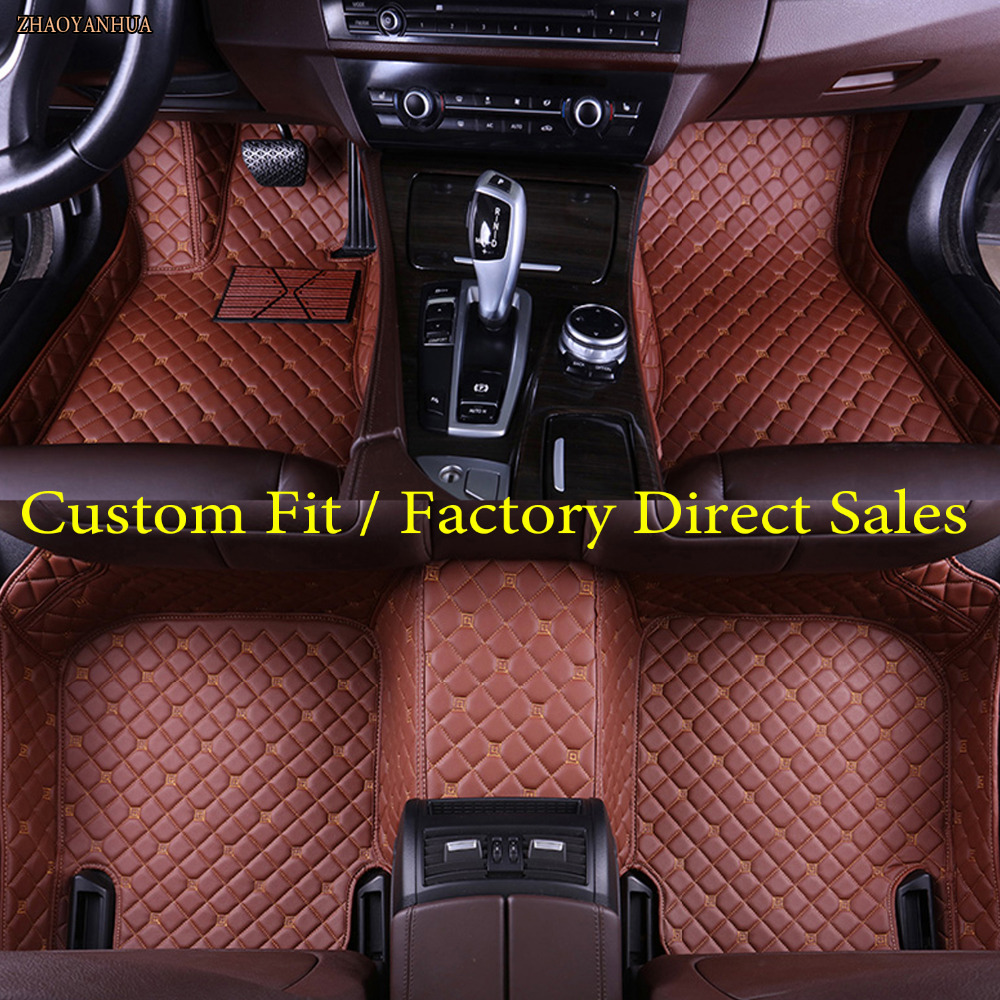 ZHAOYANHUA car floor mats for Lexus J100 LX470 LX 470 J200 LX570 RX200T RX270 RX350 NX200 GS250 car-styling carpetZHAOYANHUA car floor mats for Lexus J100 LX470 LX 470 J200 LX570 RX200T RX270 RX350 NX200 GS250 car-styling carpet