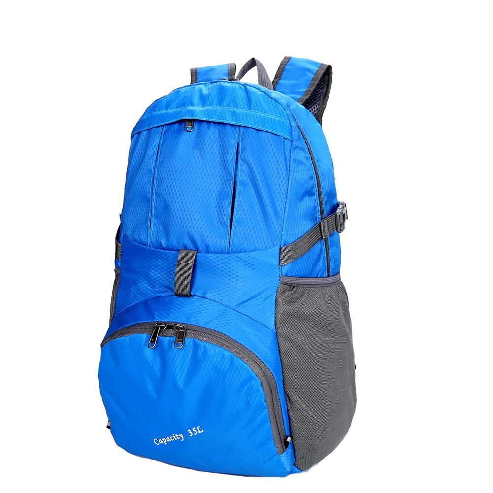 35l Outdoor Sports Backpack Professional Waterproof Rucksack External Frame Climbing Camping Hiking Backpack