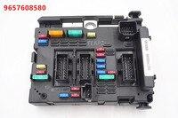 Fuse Box Unit Assembly RELAY for CITROEN C3 C5 C8 XSARA PICASSO PEUGEOT 206 CABRIO 307 CABRIO 406 COUPE 807 9657608580