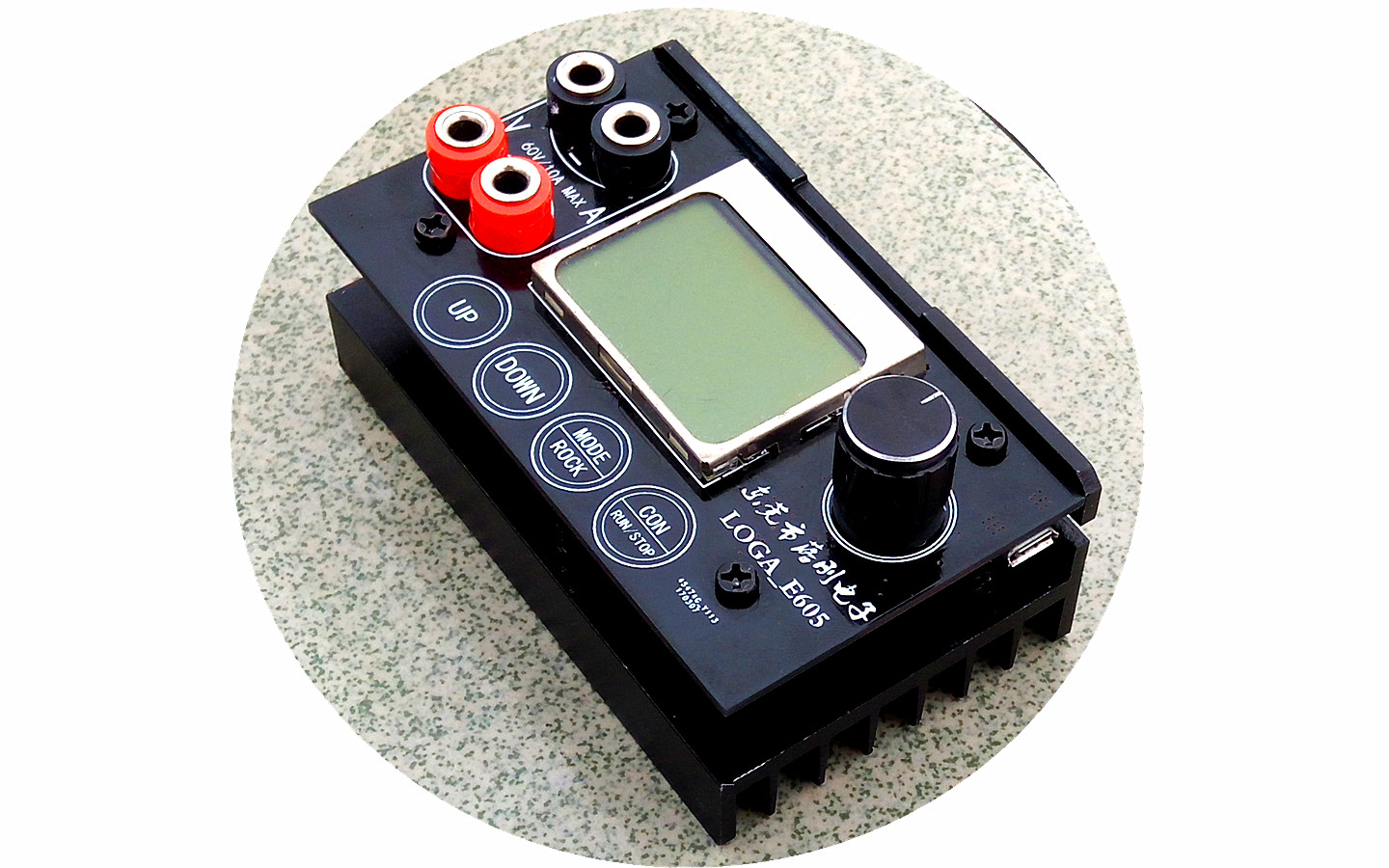 USB communication, electronic load instrument, battery tester, aging load, QC fast charge tester, 35W can be extended