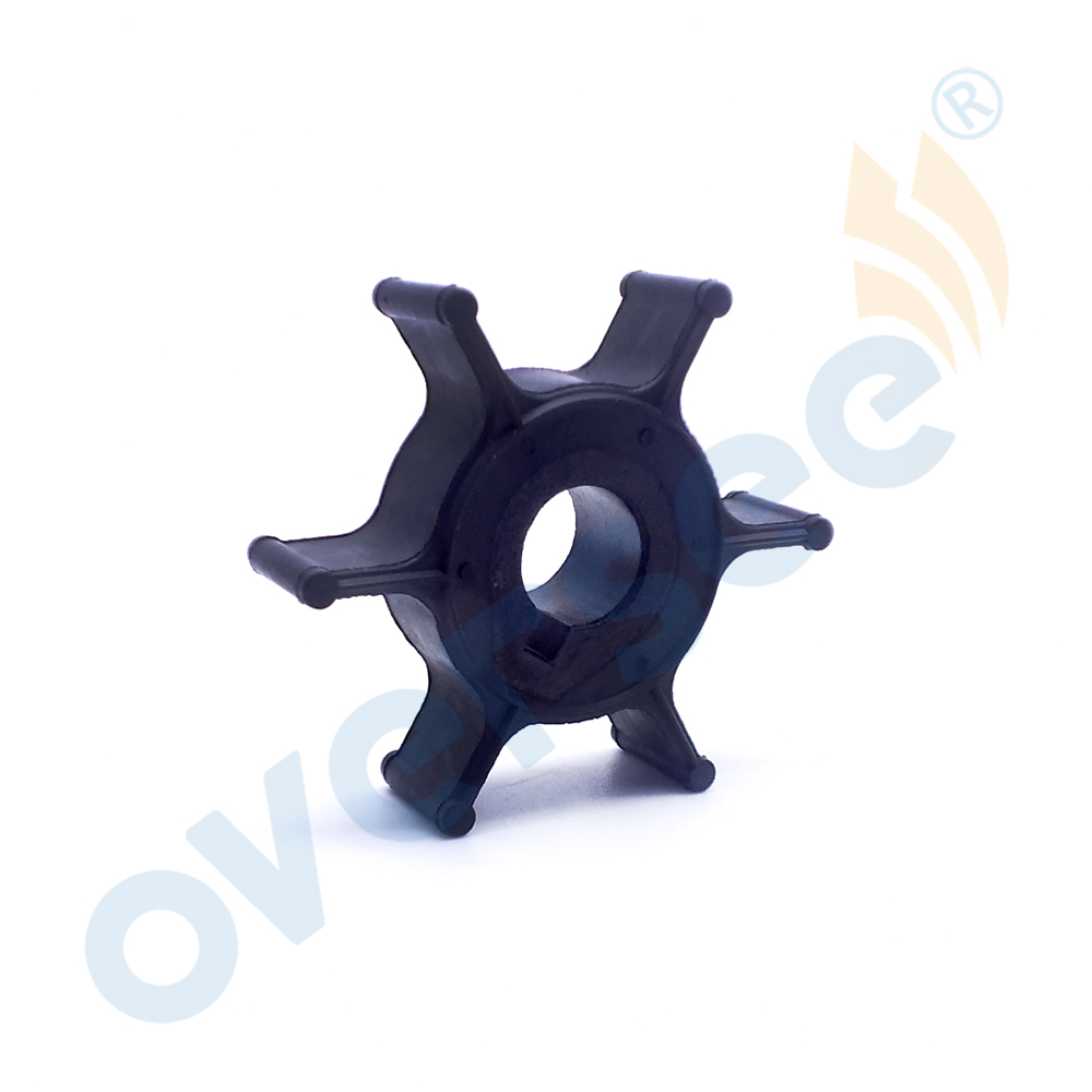 646-44352-01 47-80395M Impeller For Mercury For <font><b>Yamaha</b></font> <font><b>2HP</b></font> 2A 2B <font><b>Outboard</b></font> <font><b>Motor</b></font> image