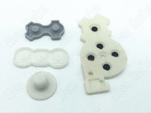 20sets Right Handle Conductive Plastic Cushion For Nintendo Wii Game Straight Handle Conductive Plastic