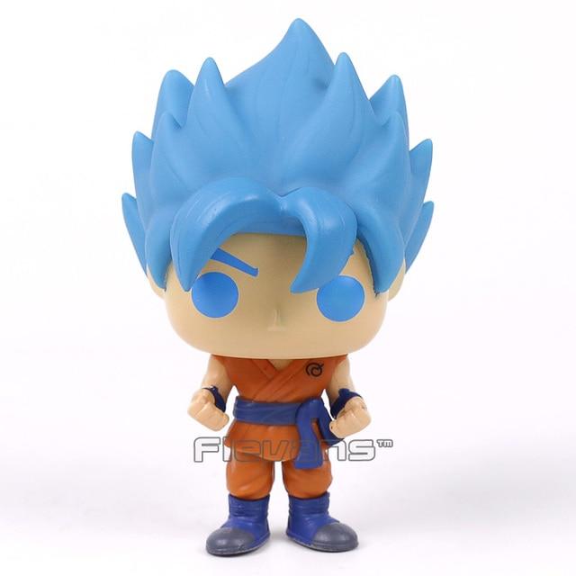 Dragon Ball Z Resurrection F Super Saiyan God Super Goku Toy