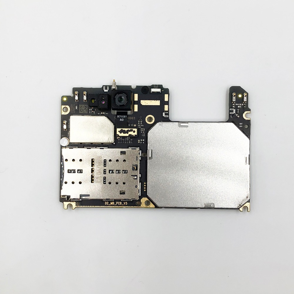 Image 4 - oudini UNLOCKED Original motherboard For xiaomi A1 Motherboard dual simcard 4G RAM 64GB ROM  For xiaomi 5X motherboard-in Mobile Phone Circuits from Cellphones & Telecommunications