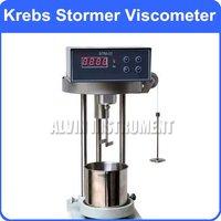 Кребс Stormer вискозиметр вязкость метр тестер Диапазон: 53 ~ 141 КУ весло: 54x7.9x0.8 мм astm d 562 81