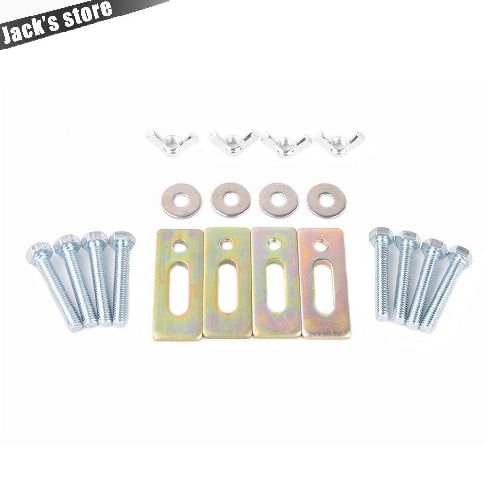 4 stücke schellen für CNC gravur maschine CNC 2418 3018 Arbeitstisch befestigungs platten leuchte