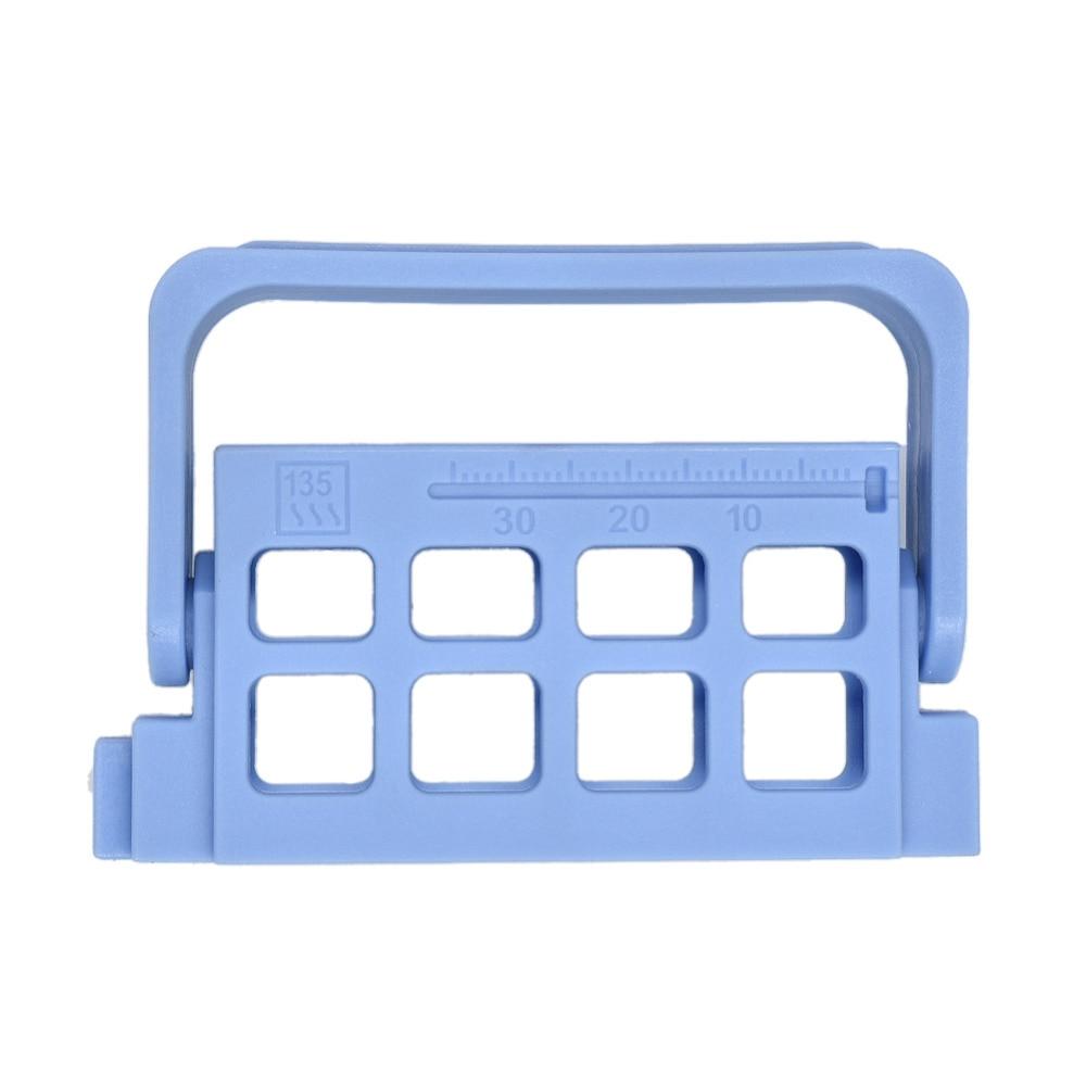 New 10 Packs Dental Endo Root Canal File Holder Plastic For Dental Files//Drills