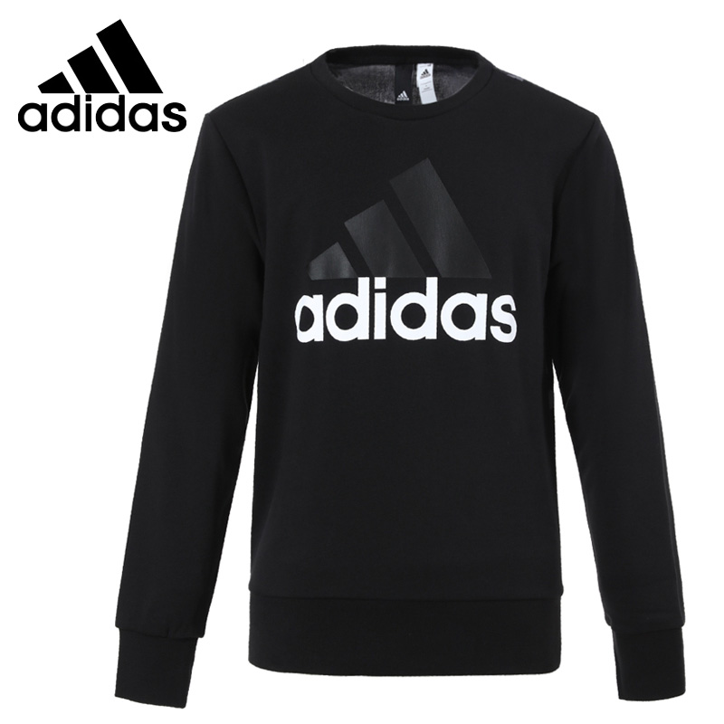 Original New Arrival 2017 Adidas ESS LINAOP CREW Men's Pullover Jerseys Sportswear original new arrival official adidas neo men s breathable o neck pullover jerseys sportswear
