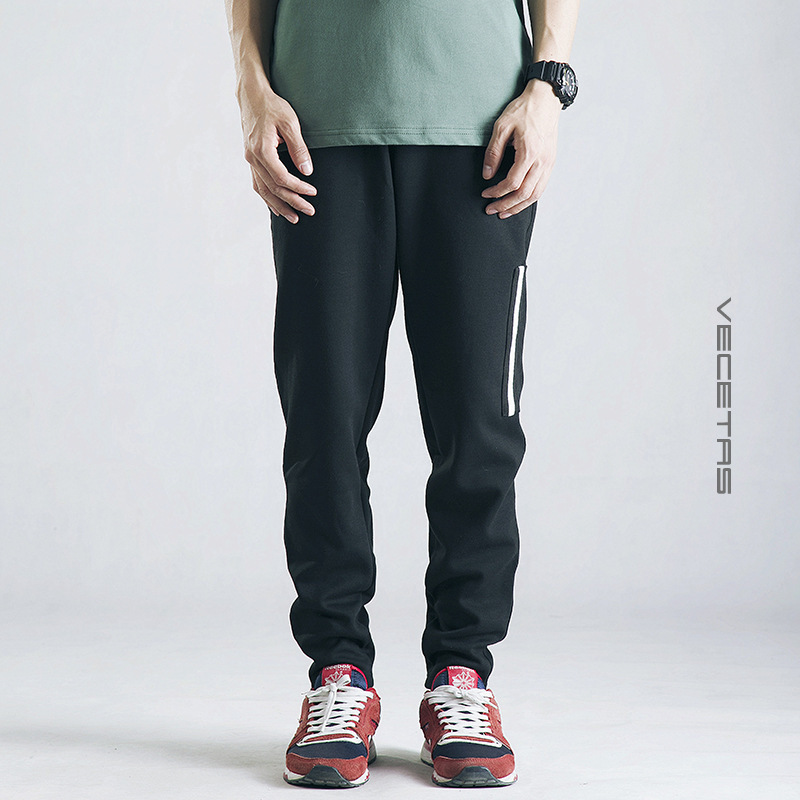 2017 GYMS New Men Pants Compress Men Fitness Workout Casual trousers Summer Sporting Fitness Male Breathable Long Pants