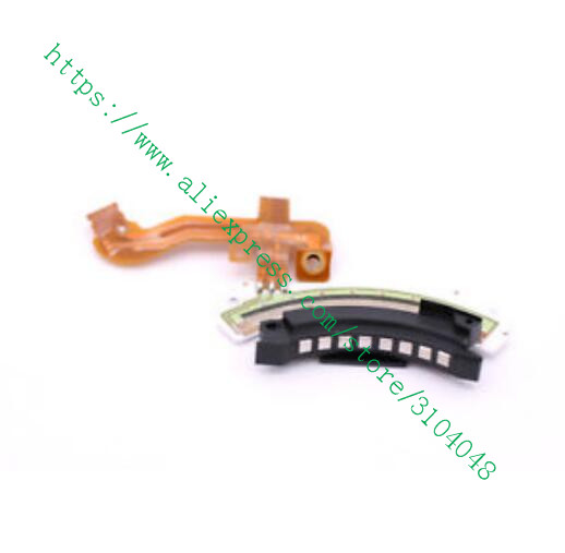 Original Mirror Box Lens aperture control induce magnetic stripe For <font><b>Nikon</b></font> D600 <font><b>D610</b></font> camera repair <font><b>parts</b></font> image