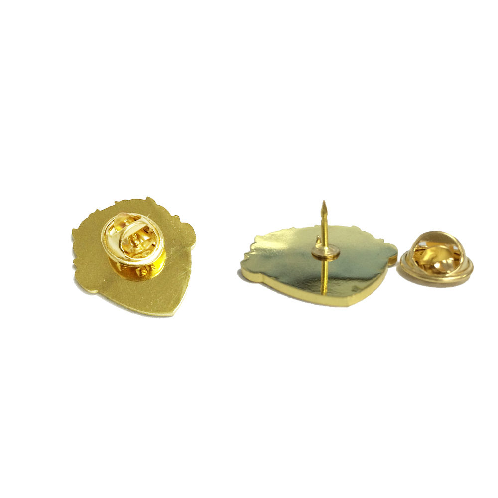 custom sample lapel pin mould charge and freight covered by customer - 2