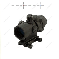 PHANTOM Optics Magnifier Hunting Rifle Scope With Eyepiece Adjustable For Airgun Heavy Duty Scopes