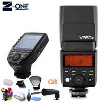 Godox V350S TTL HSS 1/8000s Camera Flash Speedlite Built in Li ion Battery + Xpro S Transmitter for SONY A7R A7RII A99 A6500 A58