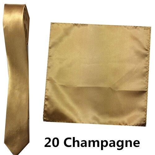20 _  39 Colours Man Polyester Silk Pocket Sq. Tie Go well with Set Hanky Groom Wedding ceremony Fits Enterprise Handkerchief Necktie ZY186117 HTB1IW1bqBmWBuNkSndVq6AsApXat