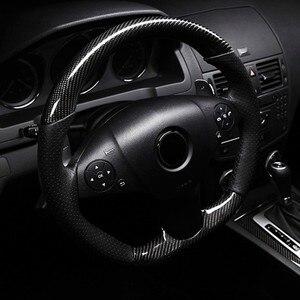Image 4 - 5D גבוהה מבריק סיבי פחמן ויניל סרט 10x152cm רכב סטיילינג לעטוף אופנוע רכב סטיילינג אביזרי פנים פחמן סיבי סרט