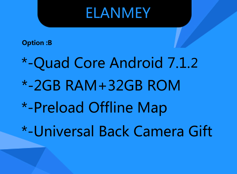 Discount Elanmey GPS 8-Core Bluetooth stereo android 8.1.0 car multimedia player for Subaru Forester 2015 multimedia radio no DVD Player 2