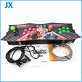 Heroes of the storm/pandora box 4 Joystick Arcade Rocker 645 in 1 Family Fighting game console HDMI/ VGA HD Output