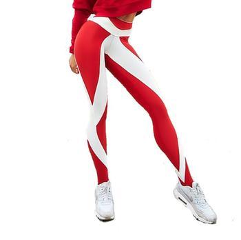 Γυναικεία Κολάν Γυμναστικής Λεπτή Υψηλή Μέση Αθλητικά και Δραστηριότητες Γυναικεία Παντελόνια Κολάν Ρούχα Χόμπι MSOW