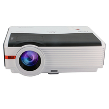 CAIWEI CW-A9 HDMI USB Home Media Player TV Projetor Proyector de Entretenimiento Multimedia Led Proyector HD 1080 P 5000 Lúmenes