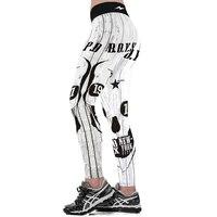 Donne New Orleans Squadra Fitness Leggings Fibra Elastica Hiphop Partito della Ragazza Pon Pon Rooter Logo Pantaloni Allenamento Pantaloni Dropshipping