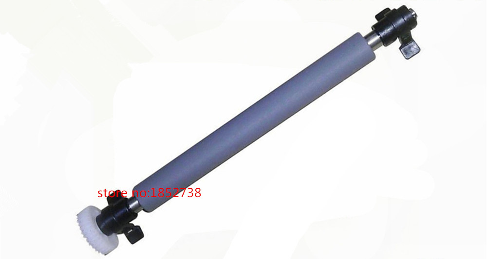 new original TSC247 TSC345 TSC245 TSC343 platen roller used for TSC TTP-247 245PLUS / TSC TTP-345 343PLUS label printer hon mark original platen printer rubber roller for tsc ttp 245plus 247 345 thermal barcode part